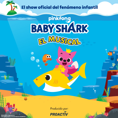 Baby Shark, el musical